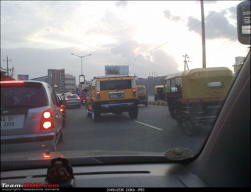 Supercars & Imports : Bangalore-hum.jpg