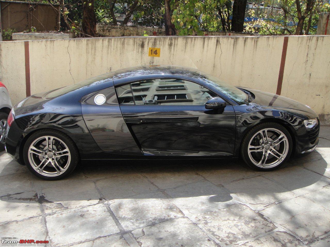 Mumbai Audi R V Coupe FSI Quatrro Manual Transmission - Audi r8 v8