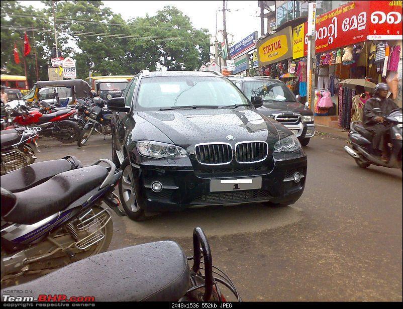 Supercars & Imports : Kerala-bmw-x6-statue.-4.jpg