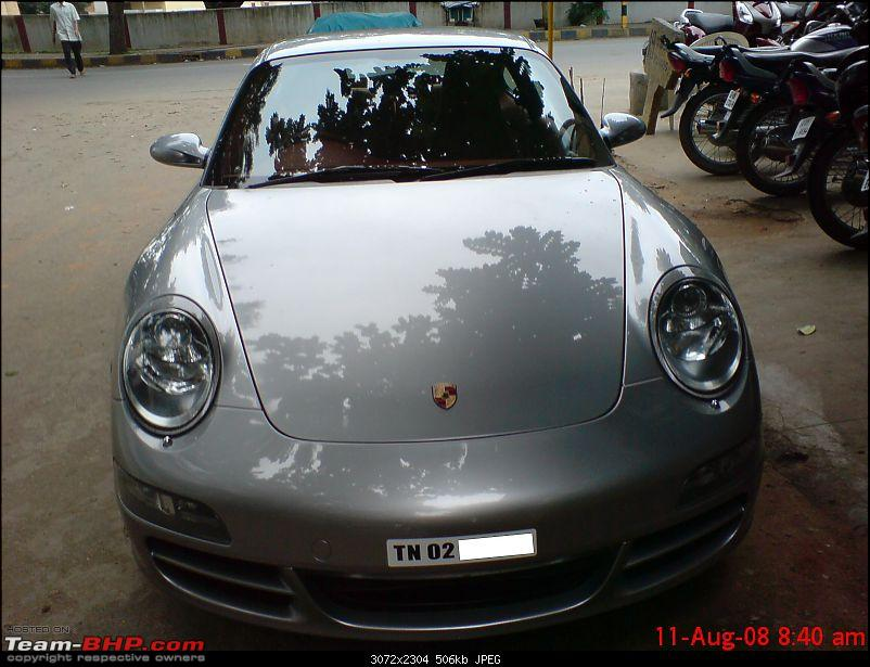 Supercars & Imports : Bangalore-porsche-s3.jpg