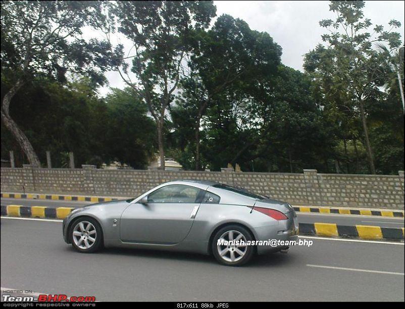 Supercars & Imports : Bangalore-350z.jpg
