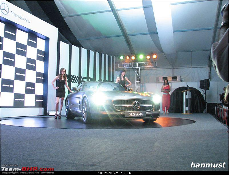Mercedes SLS AMG launches in India today-img_2360.jpg