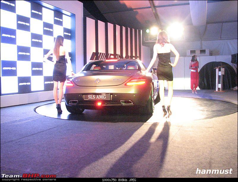 Mercedes SLS AMG launches in India today-img_2412.jpg