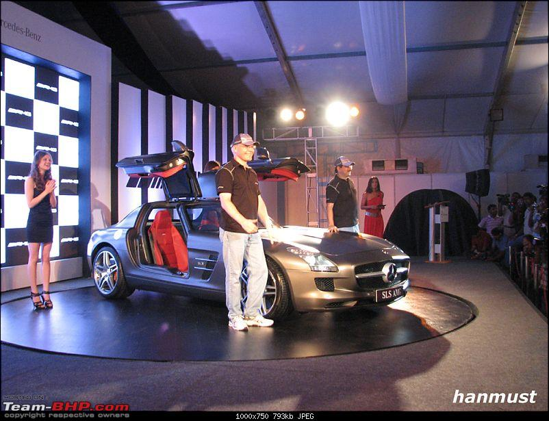 Mercedes SLS AMG launches in India today-img_2458.jpg