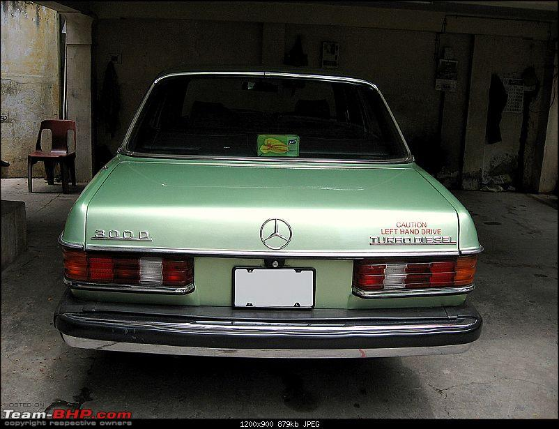 Life with a 1982 Mercedes W123 300D. EDIT: Car sold!-img_02671.jpg