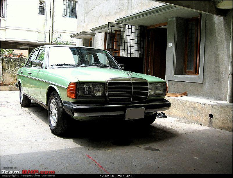 Life with a 1982 Mercedes W123 300D. EDIT: Car sold!-img_02721.jpg
