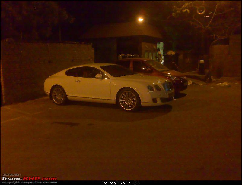 Supercars & Imports : Delhi-bentley-gt.jpg