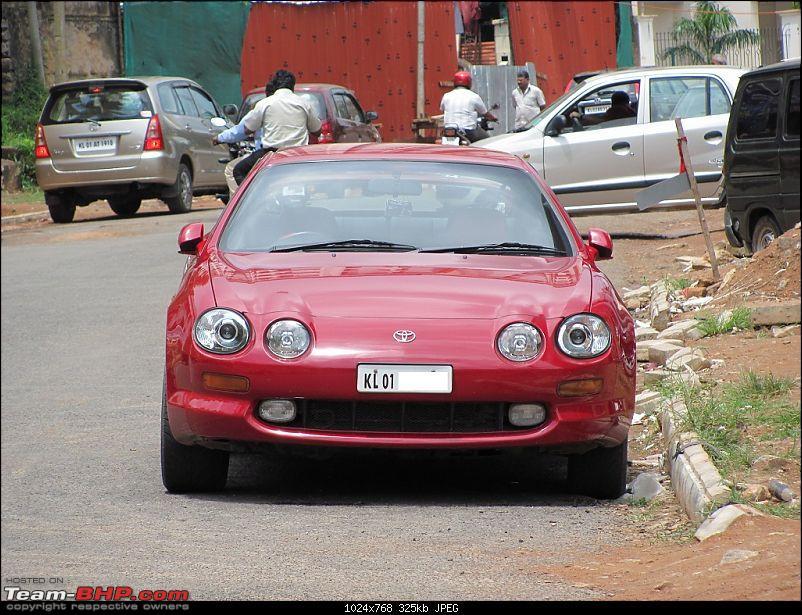 Supercars & Imports : Kerala-mauzzam-celica.jpg