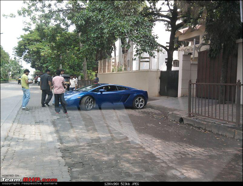 Pics: Lamborghini Gallardos in Mumbai-photo1068.jpg
