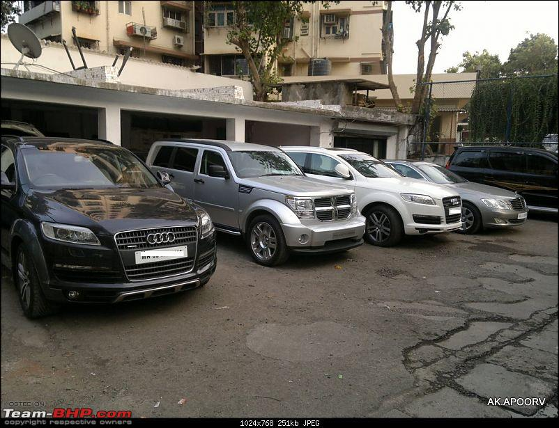 Pics : Multiple Imported Cars spotting at one spot-050120111629.jpg