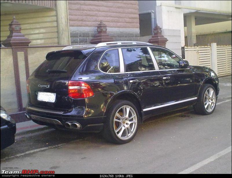 Supercars & Imports : Bangalore-cayenne.jpeg