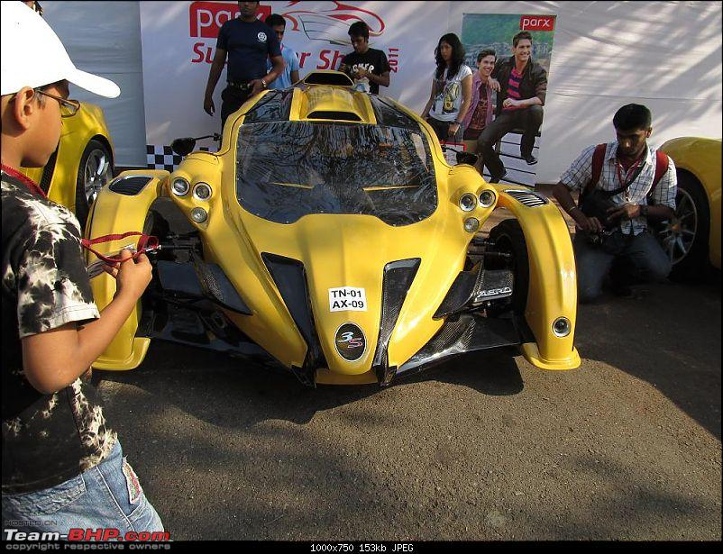 PICS & Report : Mumbai Supercar Show, January 2011-trex.jpg