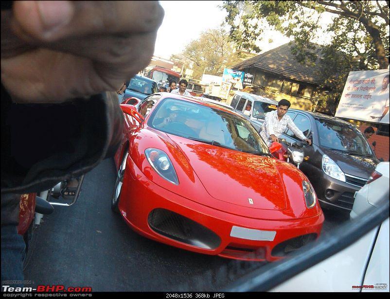 Supercars & Imports : Pune-f430-26thjan11a.jpg