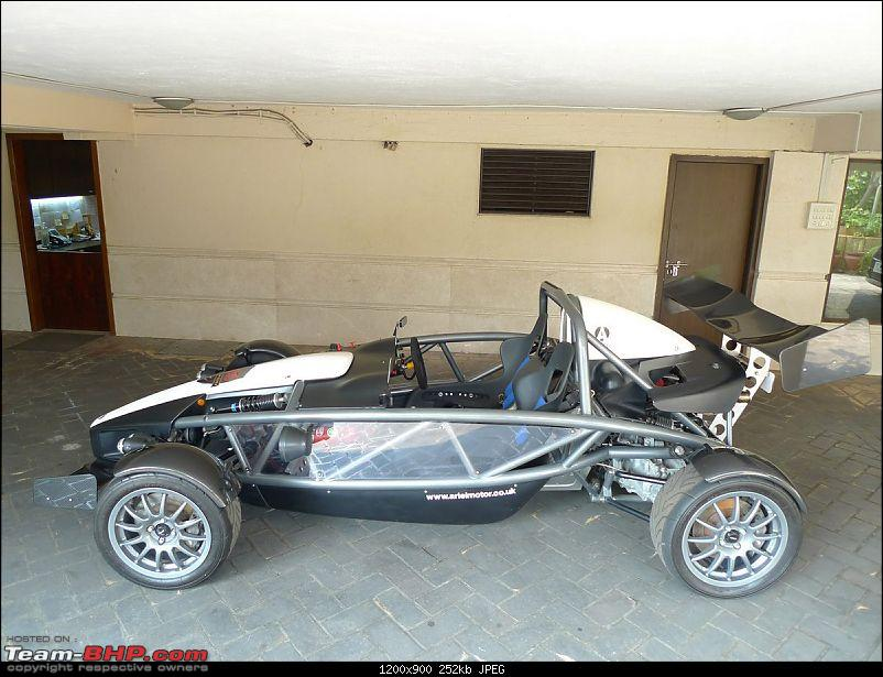 Ariel Atom in Mumbai! UPDATED: Detailed PICS on Page 5-p1220630.jpg