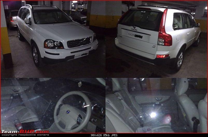 Supercars & Imports : Bangalore-xc90.jpg