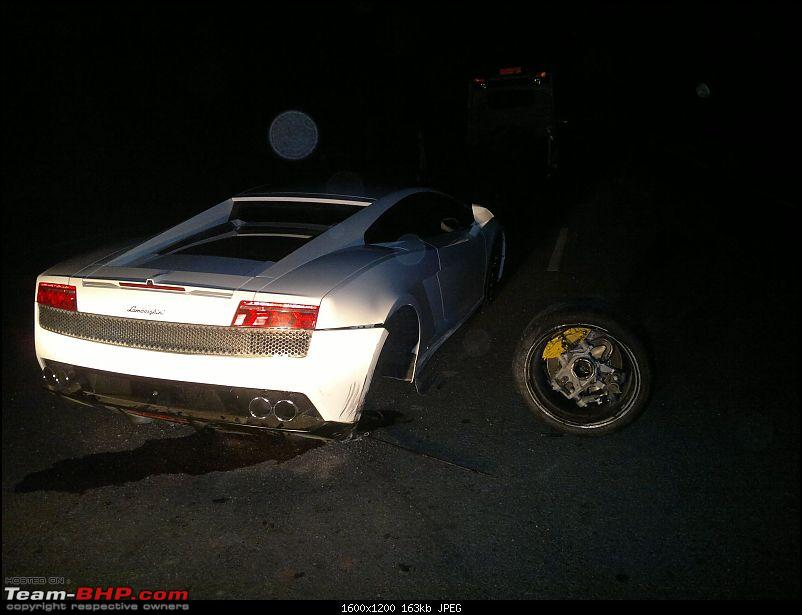 Supercar & Import Crashes in India-26012011066.jpg