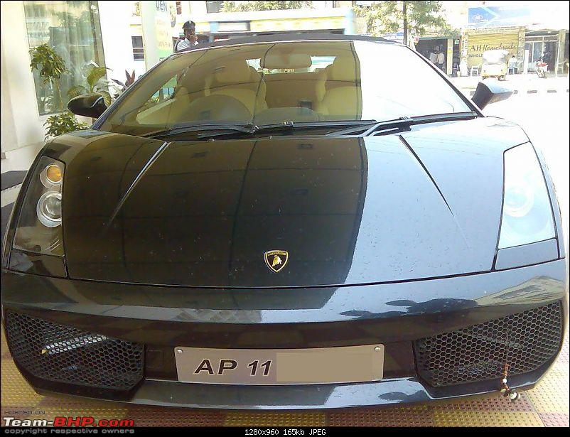 Supercars & Imports : Hyderabad-222.jpg