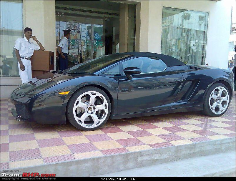 Supercars & Imports : Hyderabad-22.jpg