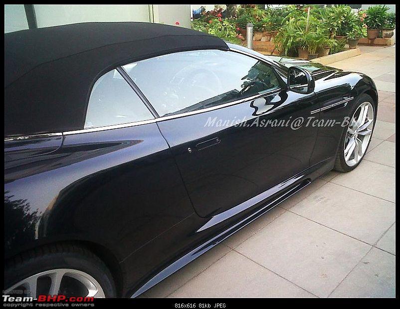 Supercars & Imports : Bangalore-dbs-volante-5.jpg