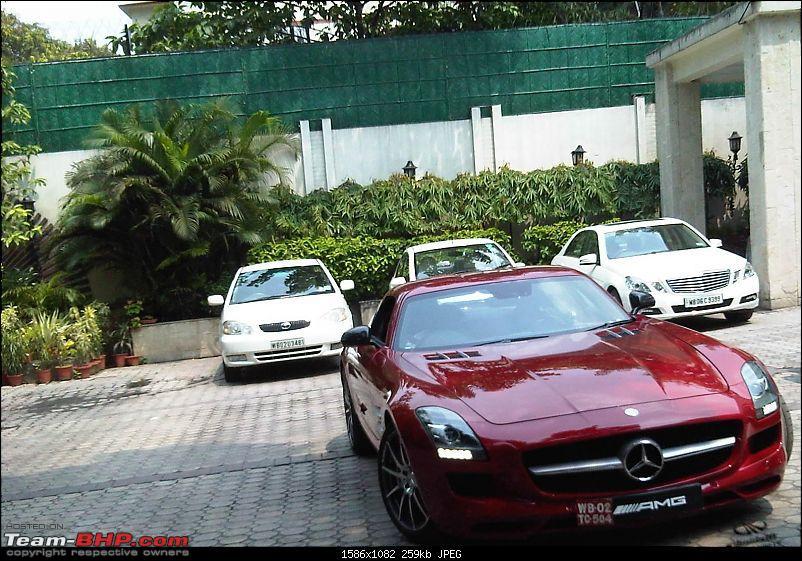 Supercars & Imports : Kolkata-sls1.jpg