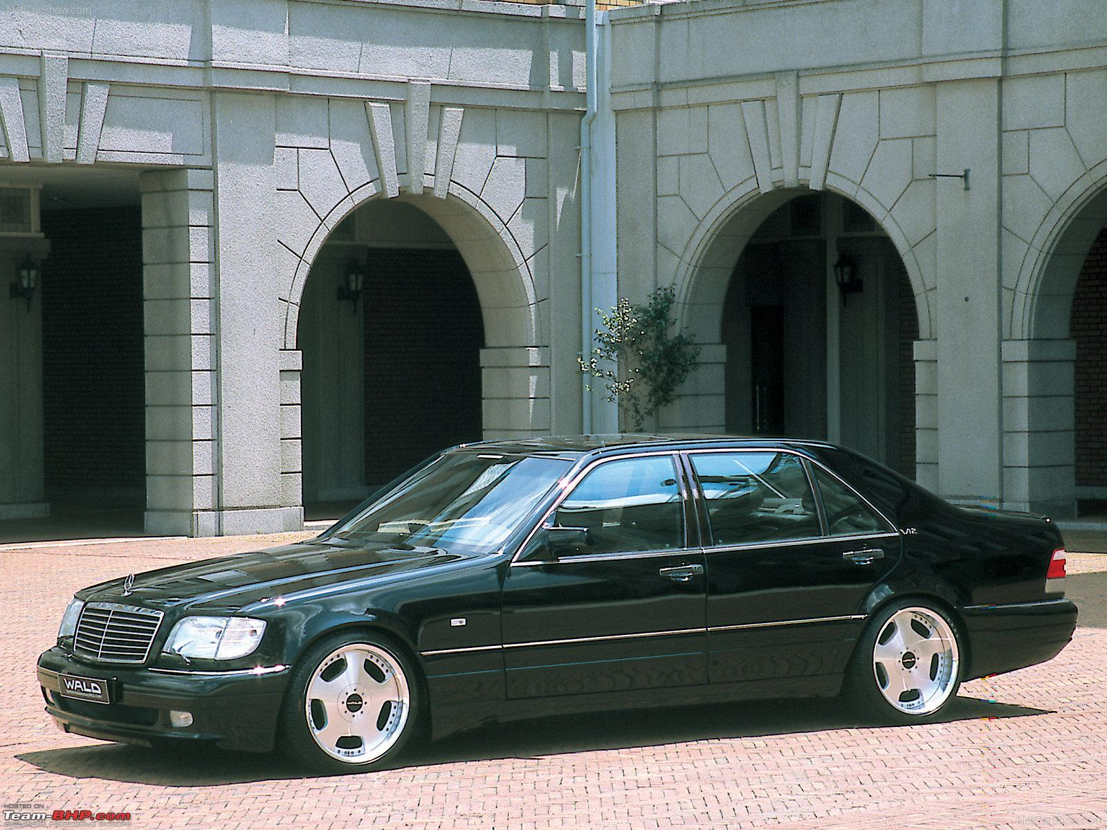 Pics Mercedes S500 And S600 W140 Page 11 Team Bhp