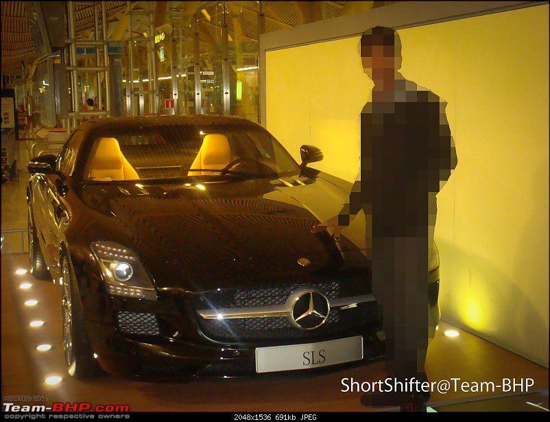 Supercars & Imports : Hyderabad-sls.jpg