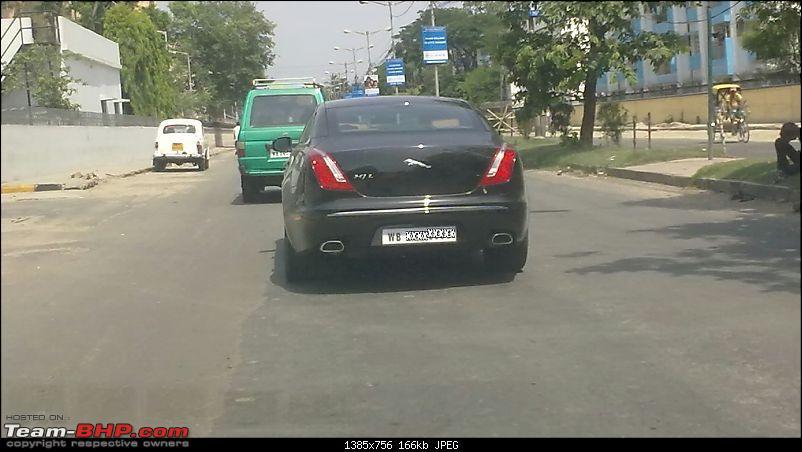 Supercars & Imports : Kolkata-jag-xjl.jpg