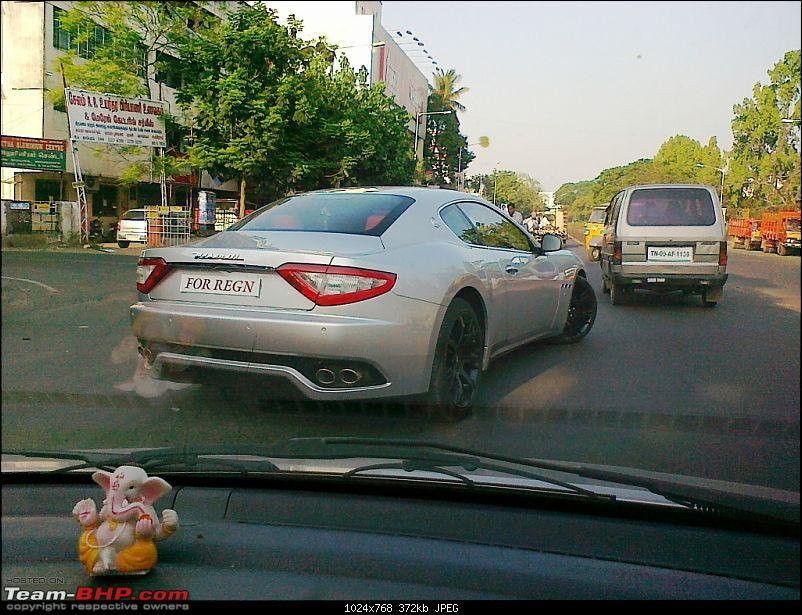 Supercars & Imports : Chennai-23052011113.jpg