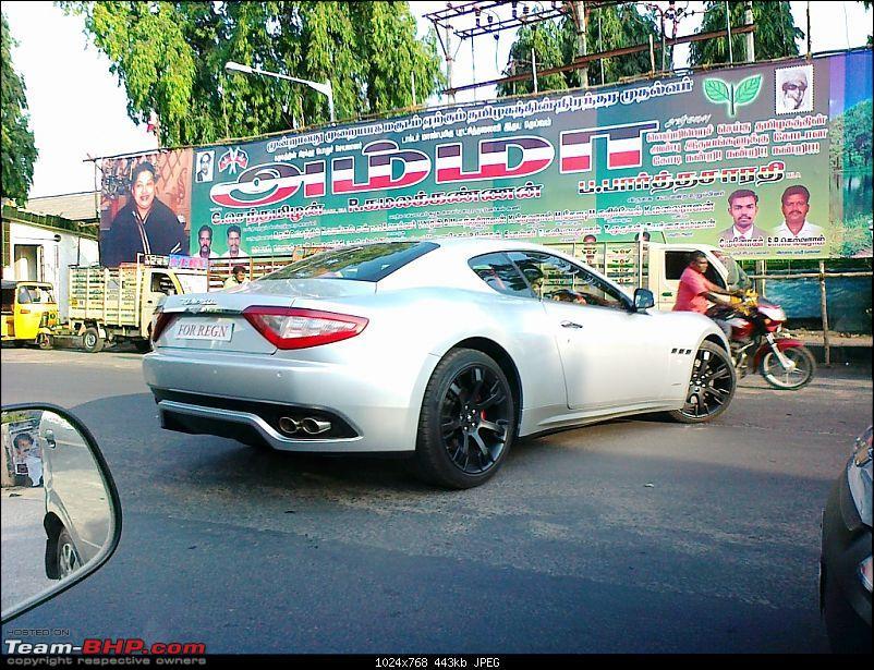 Supercars & Imports : Chennai-23052011114.jpg