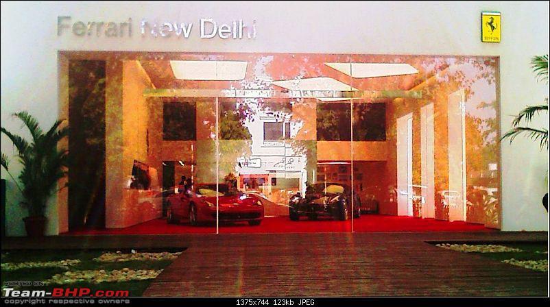 Supercars & Imports : Delhi-ferrari-nd.jpg