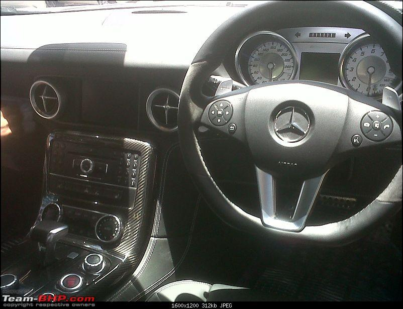 Mercedes SLS AMG in Mumbai! EDIT: And one more - Pics on pg3!-4.jpg