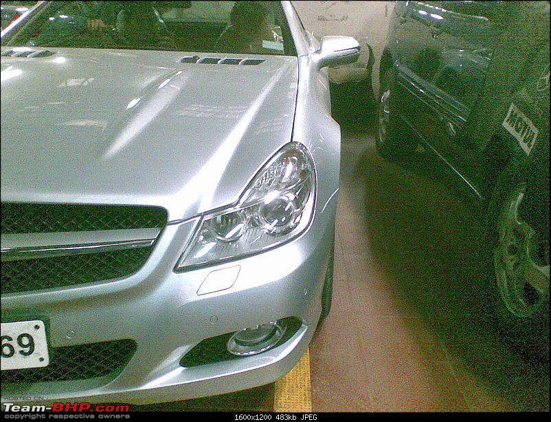 2008 R230 Mercedes SL Class. (Facelifted version)-11.jpg