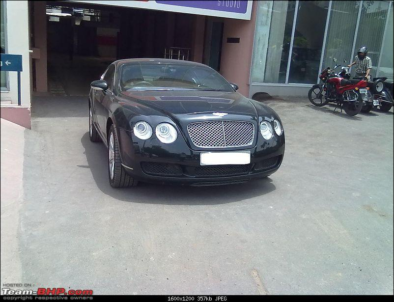 Supercars & Imports : Gujarat-cama-bentley.jpg
