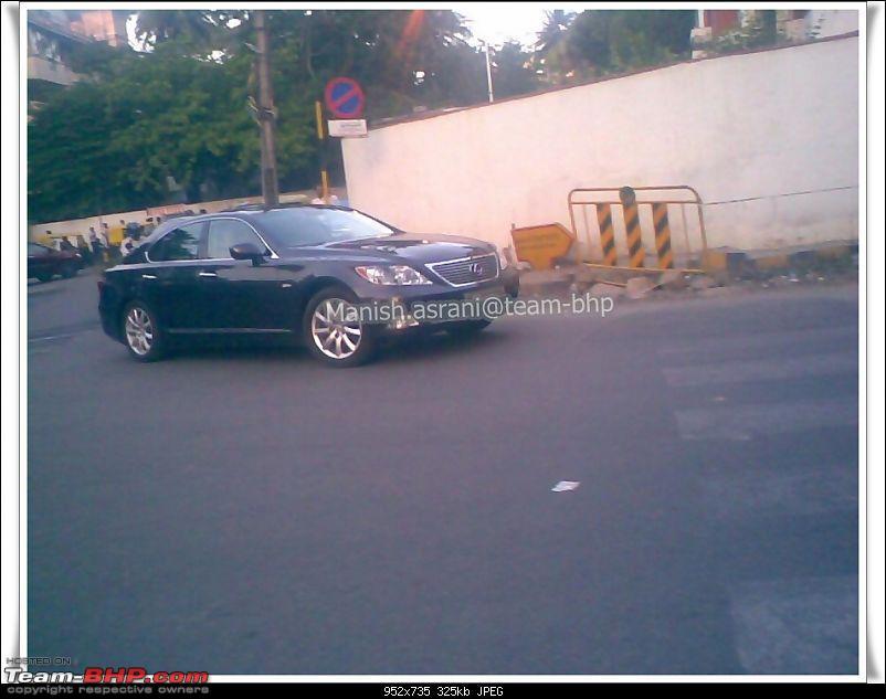 Supercars & Imports : Bangalore-lexus.jpg