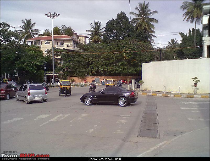Supercars & Imports : Bangalore-merc-slk.jpg