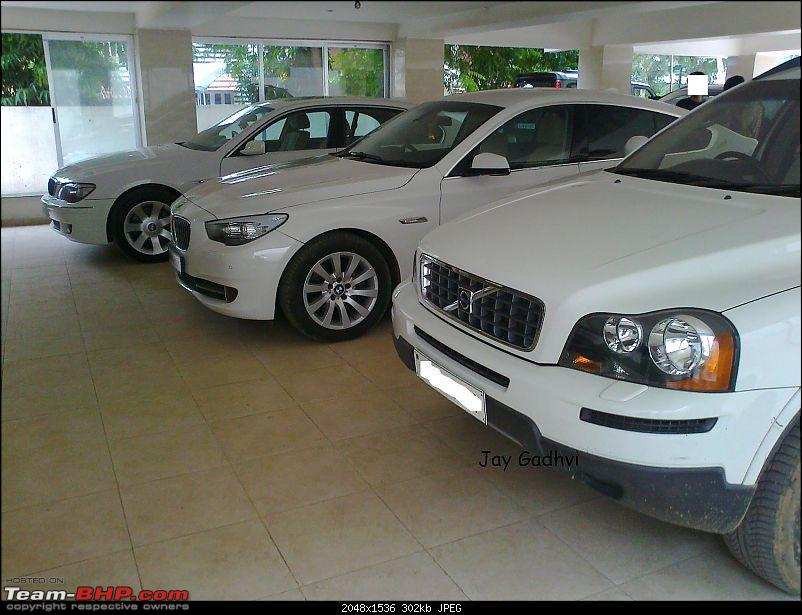 Pics : Multiple Imported Cars spotting at one spot-11.jpg