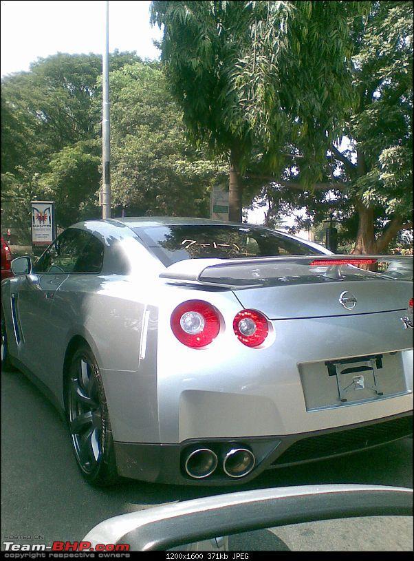 Nissan GT-R 2009 in Bangalore-image016.jpg