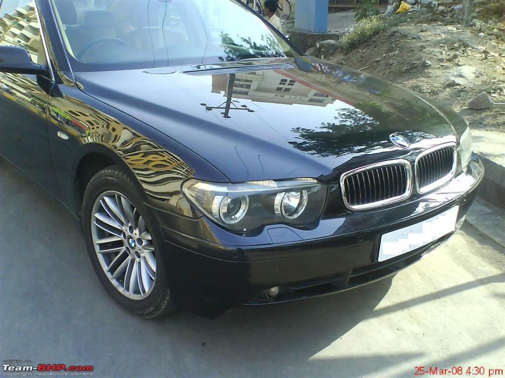 second hand 2004 BMW 735Li car for sale with very good conditions