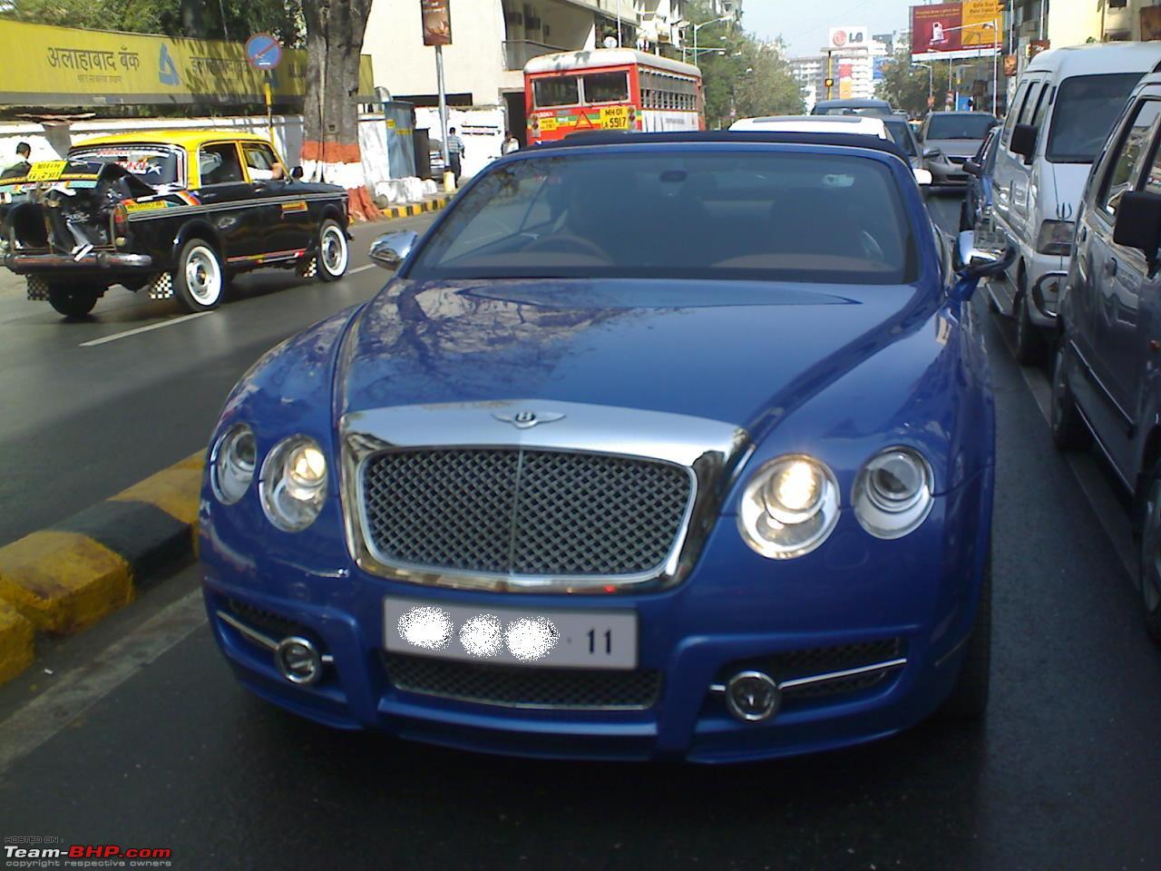 Pics bentley continental gt flying spur gtc page 11 team bhp attachment 7270 vanachro Gallery