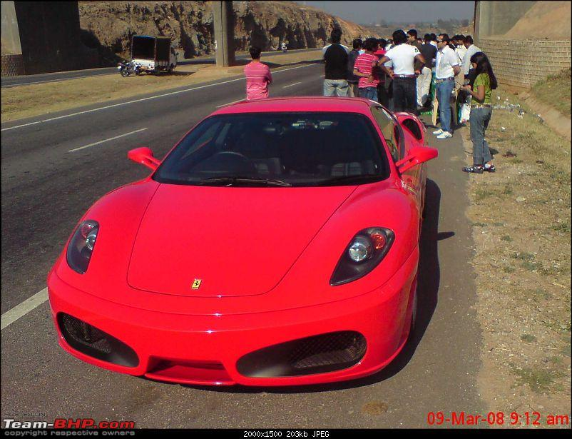 Nikhil's day out. 2 Ferraris, 911 turbo, 3 Carrera Ss, 1 Gallardo, 1 Bentley.....-image007.jpg