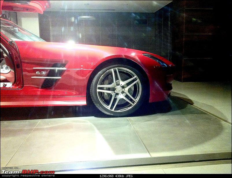 Mercedes SLS AMG in Mumbai! EDIT: And one more - Pics on pg3!-img_0288.jpg