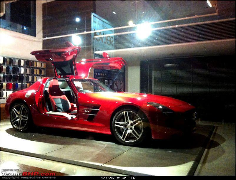 Mercedes SLS AMG in Mumbai! EDIT: And one more - Pics on pg3!-img_0284.jpg