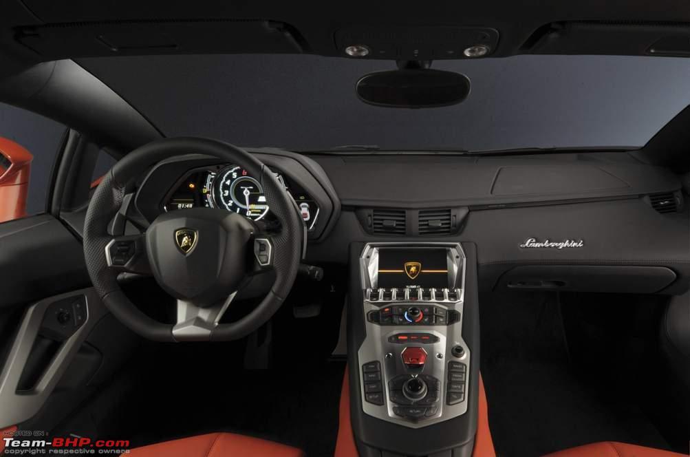 Lamborghini Aventador Lp700 4 In India Page 4 Team Bhp