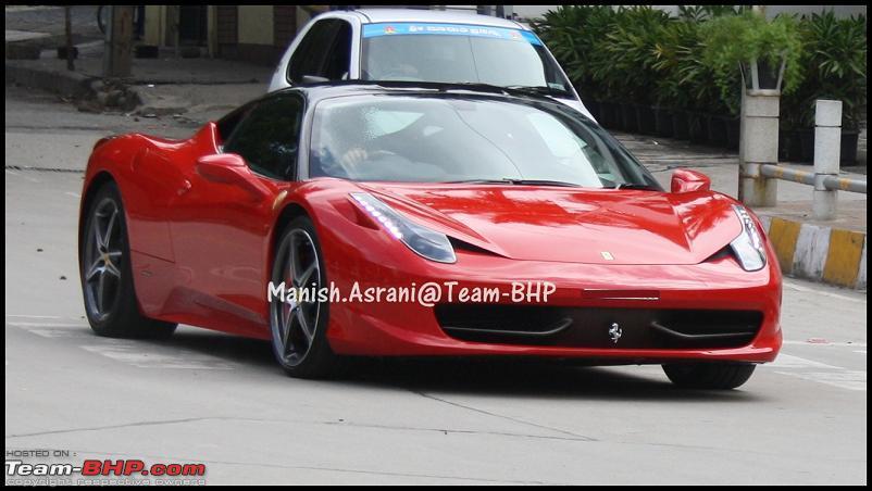 Supercars & Imports : Bangalore - Page 744 - Team-BHP