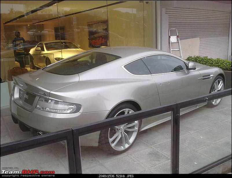 Aston Martin Showroom - Mumbai-22062011001.jpg