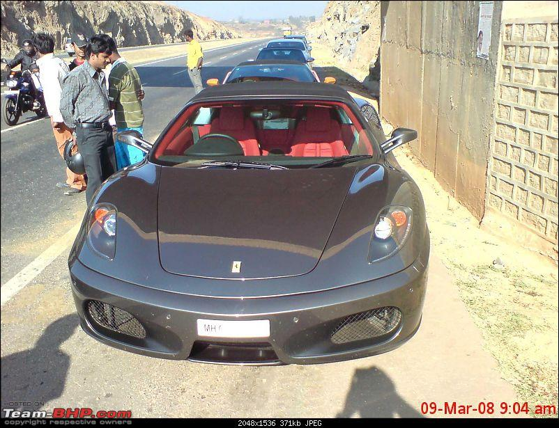 Nikhil's day out. 2 Ferraris, 911 turbo, 3 Carrera Ss, 1 Gallardo, 1 Bentley.....-image049.jpg