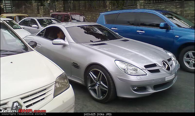 Supercars & Imports : Bangalore-merc-slk-200.jpg