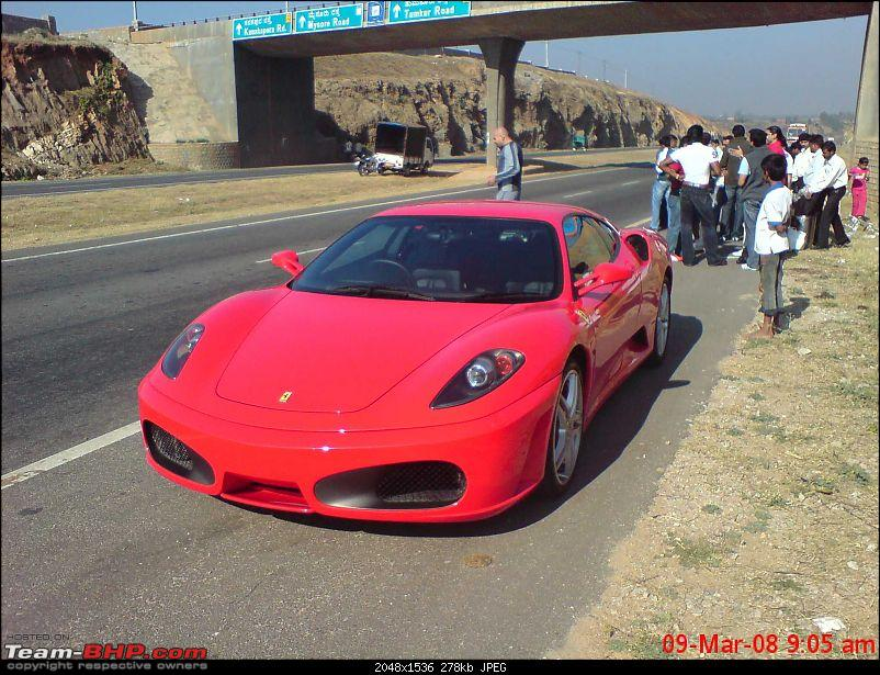 Nikhil's day out. 2 Ferraris, 911 turbo, 3 Carrera Ss, 1 Gallardo, 1 Bentley.....-image053.jpg