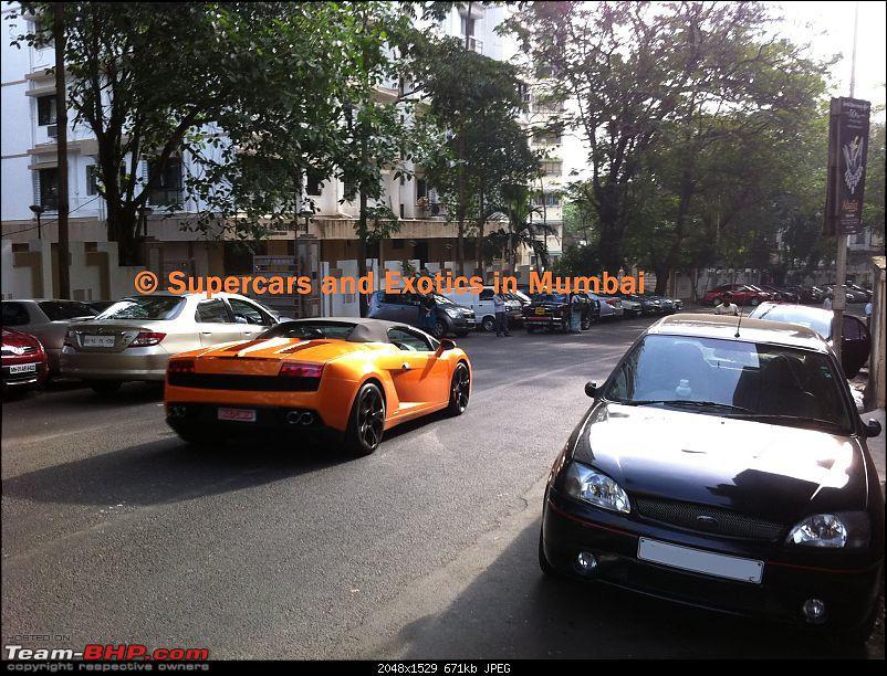 Pics: Lamborghini Gallardos in Mumbai-330936_253274351393952_142026015852120_678004_1046902729_o.jpg