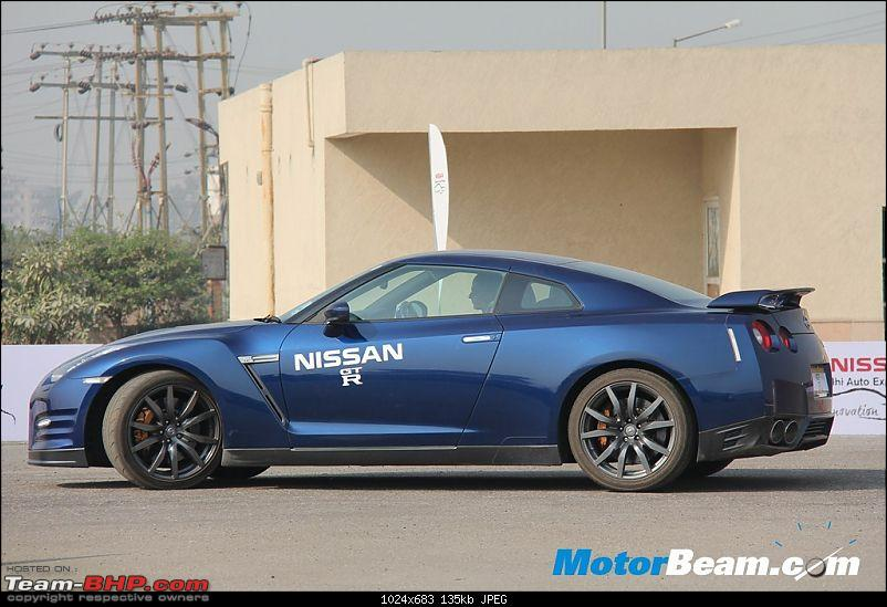 Supercars & Imports : Delhi-nissan_gtr_side_profile.jpg